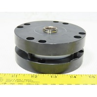 """Lin-Act STCC-3.00x0.50-4 3"""" Bore 1/2"""" Stroke 7/8"""" Rod Air Cylinder"""