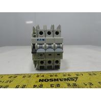 Eaton Cutler Hammer WMZT3D40 40AMP Circuit Breaker 3 Pole DIN Rail Mount