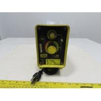 Milton Roy A141-152S 14.4 GPD 250 PSI Chemical Grade Metering Dosing Pump 115V