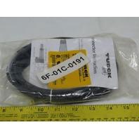 Turck U0070-1 PKG4Z-6/S90/S618 125V 2A 4 Conductor PicoFast Cable