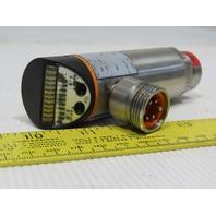 "IFM D-45127 PB4310 Electronic Pressure Monitor Port 7/16"" 102-132V Hydraulic"