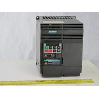 Siemens 6SE3215-8DB40 Micromaster Vector 400-500V 3.00HP