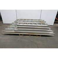 "Cooper B Line 24A09-12-144 153' Straight Sections Aluminum Ladder Tray 12"" Wide"