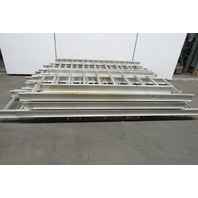 """Cooper B Line 24A09-12-144 110' Straight Sections Aluminum Ladder Tray 24"""" Wide"""
