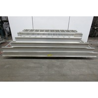 "Cooper B Line 36A09-24-144 140' Straight Sections Aluminum Ladder Tray 24"" Wide"