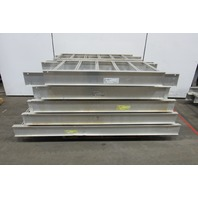 "Cooper B Line 36A09-24-144 109' Straight Sections Aluminum Ladder Tray 24"" Wide"