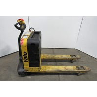 Yale MPB040-EN24T2748 4000lb. Cap Electric Pallet Jack w/Built In 24V Charger
