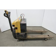 Caterpillar NP40 4000lb. Cap Electric Pallet Jack w/Built In 24V Charger 1232HRS