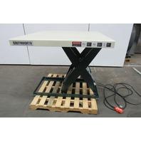 """Southworth LS2.36 Hydraulic Scissor Lift Table 48x48""""Top 6-3/4-42-7/8"""" Lift 115V"""