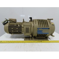 ULVAC PMB-006C CO2 Laser Mechanical Booster Pump 3600 PRM & Motor 220VDC