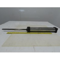 "Norgren JO177A2 Rev #3 Pneumatic Tie Rod Air Cylinder 2"" Bore 13"" Stroke 150PSI"