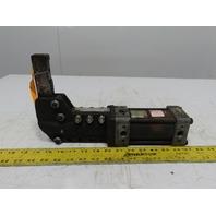 "Norgren FU106 A 2A S1 2 1/2 Pneumatic Power Clamp 2-1/2"" Stroke 14"