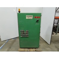 """Electromate 60"""" x 34"""" x 14"""" Type 12/13 Wall Mount Electrical Cabinet With Extras"""