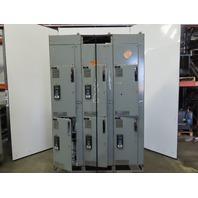 Allen Bradley Bul 2100 600VAC 2Hp 480V 3Ph 60Hz Low Voltage Motor Control Center