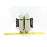 Telemecanique LC1F6302 Mechanical Contactor 600V 1000A Continuous Current 2 Pole
