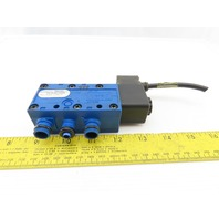Rexroth  PW67697-1  Pneumatik Pneumatic Valve 150 PSI 24V