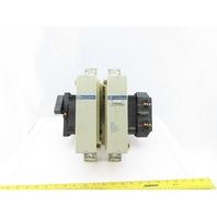Telemecanique Square D LC1F6302 Mechanical Contactor 600V 1000A Continuous 2Pole