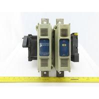 Telemecanique Square D LC1 FL 42 Mechanical Contactor 600V 900A Continuous 2Pole