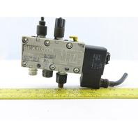 Rexroth PW67697-5 Pneumatic Valve 24VDC Coil