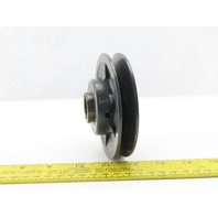 "Browning 1VL44-7/8 1 Groove Variable Pitch Pulley 7/8"" Bore"