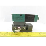 Numatics 082SA435M000061 Pneumatic Solenoid Valve 24V 26A 150 PSIG