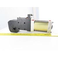 Norgren EC50DG-A-1-0-0-0-0-R-75-7-0 Pneumatic Actuator Cylinder Clamp