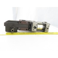 Norgren MSC51-A-X53M-180-DS4-1 180° Dual Shaft Output Clamp Cylinder