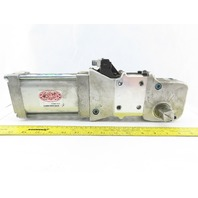 Destaco 82M-7D63C80-NA 15-120° Power Clamp Actuator Dual Shaft