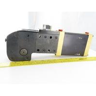 Norgren EC63D-A-1-X64M-90A-L-105-10-0 90A Position Left Hand Clamping Actuator