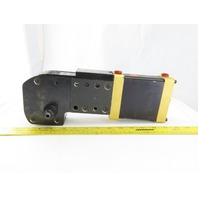 Norgren EC63D-A-1-0-0-D-60-0-0 60° Dual Shaft Clamping Cylinder Actuator