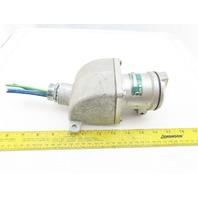 Appleton ADR3034 Powertite 3Wire 4Pole 30A Receptacle 600V