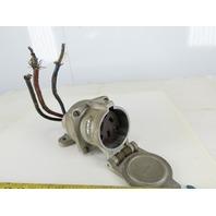 Ralco Mfg. 322-A Receptacle 60A 600V 3 Pole