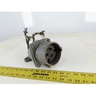Ralco Mfg.  322-A0 Receptacle 60A 600V 3 Pole
