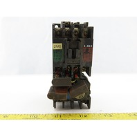 Mitsubishi S-K11 Contactor W/TH-K12 Thermal Overload Relay 100V Coil