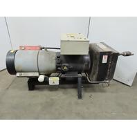 CompAir Hydrovane 148 30HP Air Compressor 208-230/460V 3Ph 15998 HRS 135CFM