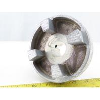 Magnaloy M50010810 500 Hub 1-1/4 Bore X 5/16 Keyway Aluminum Coupling