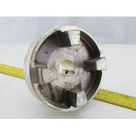 """Magnaloy M50010008 500 Hub 1"""" Bore 1/4 Keyway Set screw Locking"""