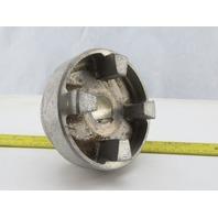 Magnaloy M50010608 500 Hub 1 3/16 Bore 1/4 Keyway Set Screw Locking