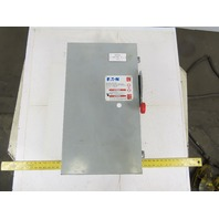 Cutler Hammer DH364UGK Non Fusible Heavy Duty Safety Switch Disconnect 600V 200A