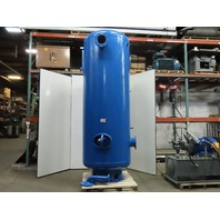Richmond Eng. 1000 Gallon Upright Vertical Compressed Air Receiver Tank 135 PSI