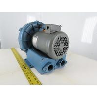 Ametek  510318 2HP 208-230/415-460V 60Hz Regenerative Blower