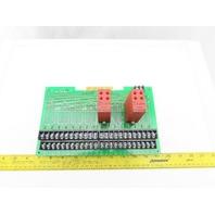 Opto 22 PB32DEC 8 Mounting Rack Board