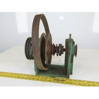 """Powermatic Model 87 Variable Speed Pulley Assembly From 20"""" Bandsaw"""