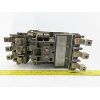 Allen Bradley 509-E0D Ser A Size 4 Starter 460-575V 100HP 230V 50 HP 200V 40 HP