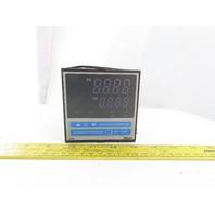 Shinko JCD-33A-R/M Temperature Controller 3A 100-240VAC 8VA