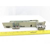 Siemens 6SN1118-0AD11-0AA1 Simodrive Controller Module Version D