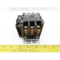 Furnas 42BF35AJLB Definite Purpose Controller Contactor 600V 10 Hp 3P W/24V Coil