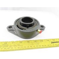 """Seal Master SFT-28 T51 Two Bolt Flange Bearing 1.75"""" Diameter Setscrew Locking"""