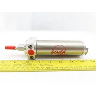 """Bimba BFM-173-DNR 1-9/16 Bore 3-1/4"""" Stroke Non Rotating Hex Rod Air Cylinder"""