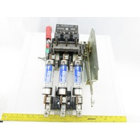 Allen Bradley 1494V-DS200 Fusible Disconnect Switch W/Operator 200A 600V 250VDC